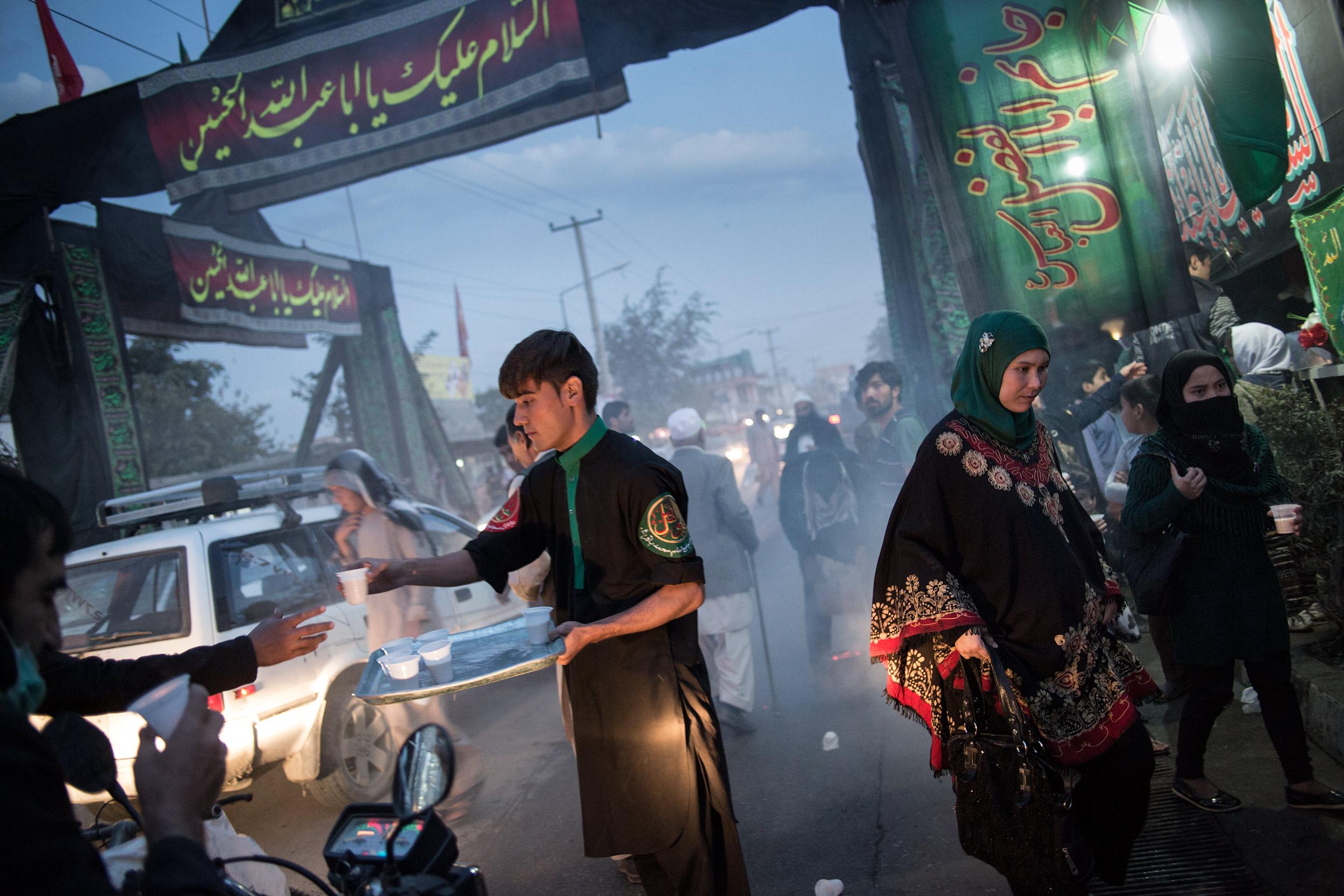 Afghanistan, October 22, 2015