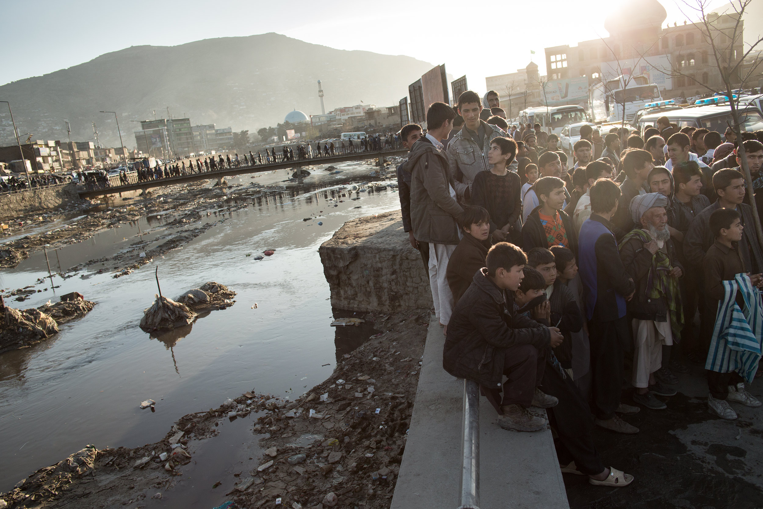 Kabul, February 27, 2016