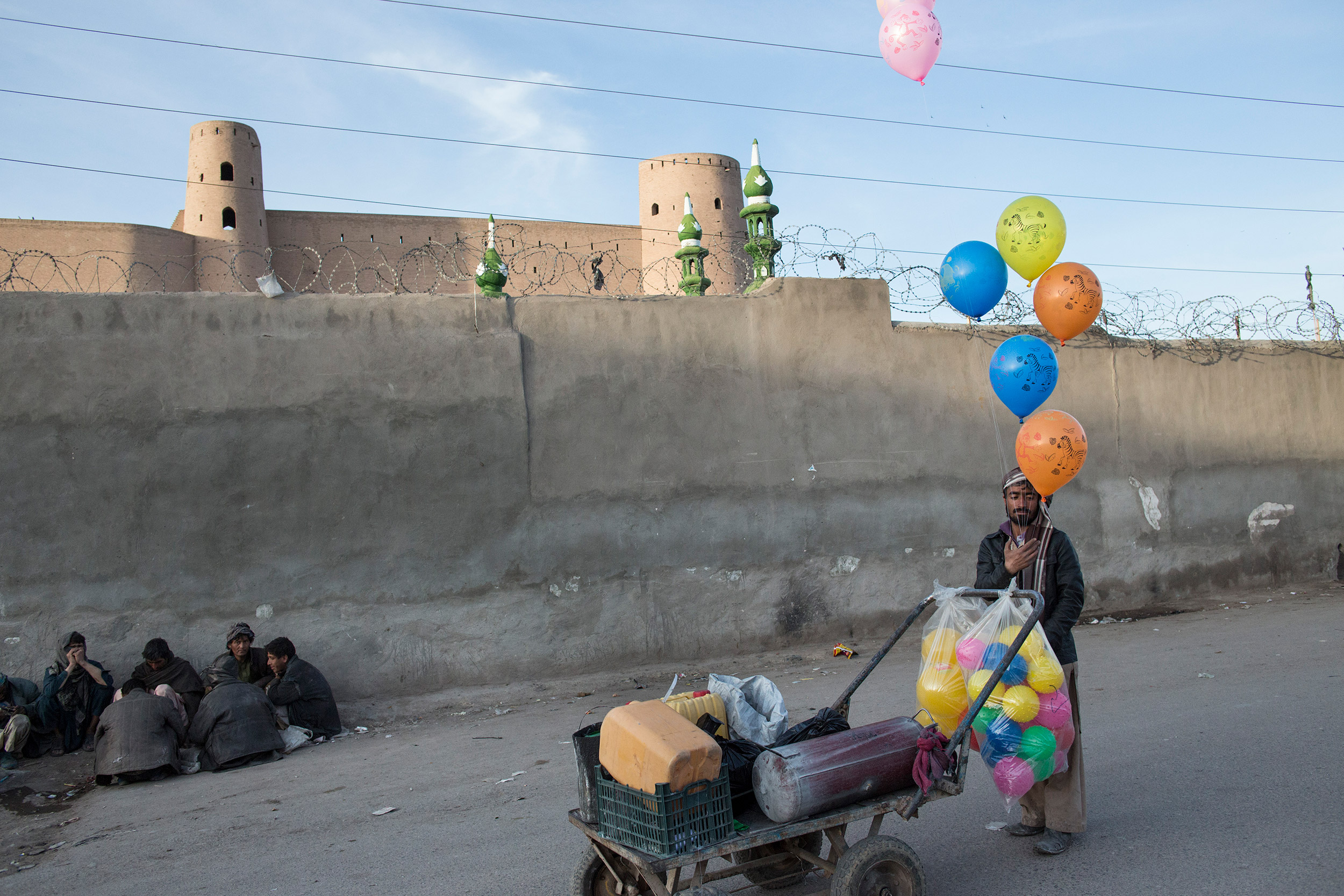 Afghanistan, Herat, March 14, 2016