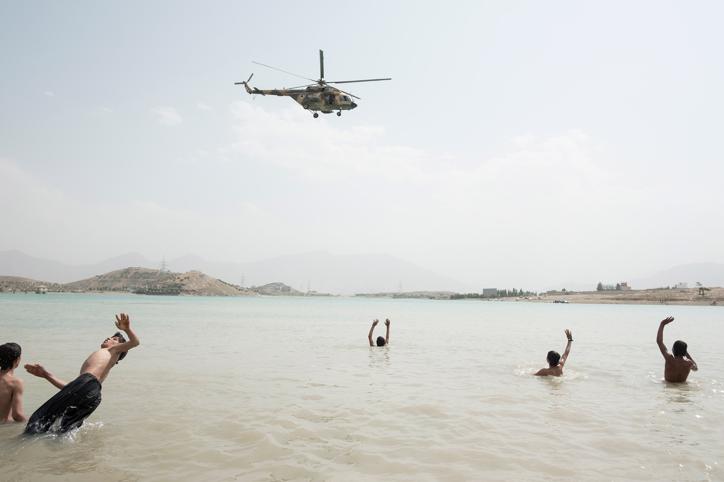 Afghanistan, Kabul, July 29, 2016