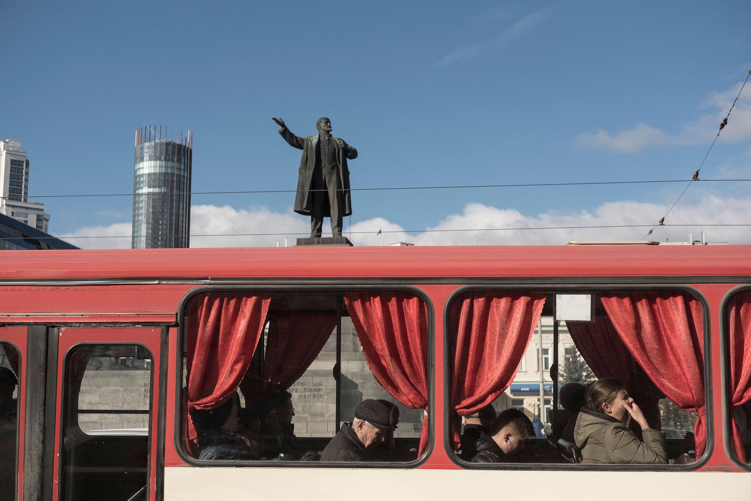 Russia, Yekaterinburg