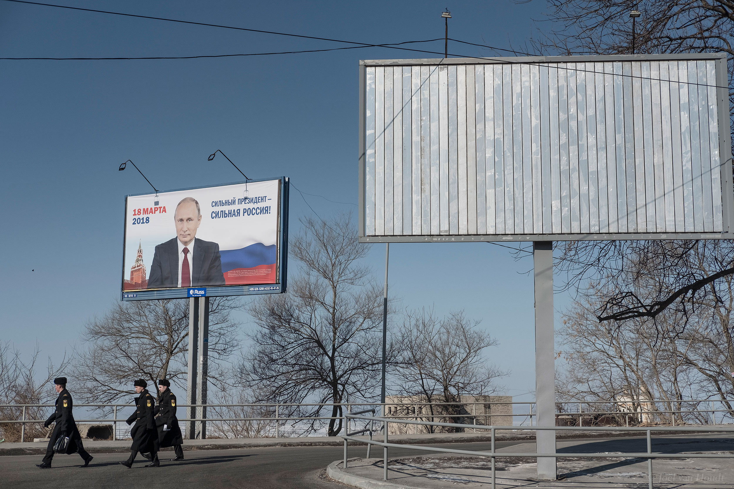 Russia, Vladivostok