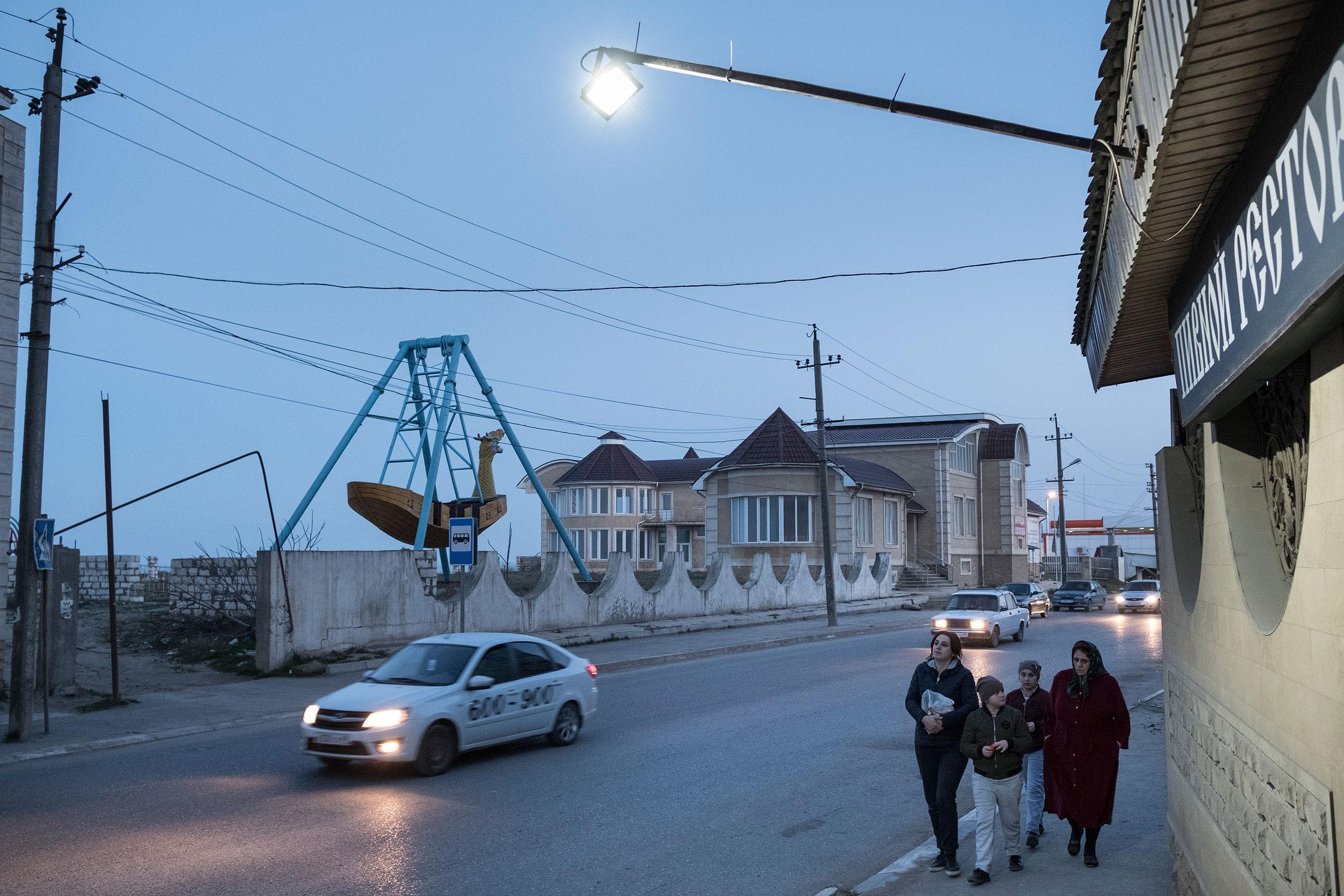 Russia, Dagestan