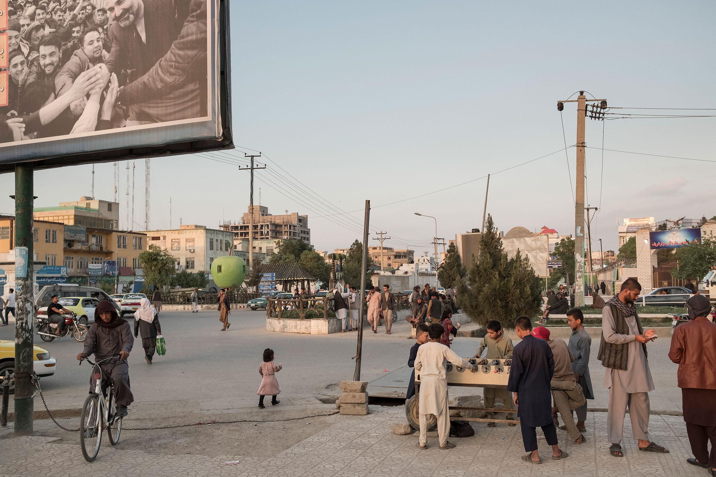 Afghanistan, Mazar-e Sharif