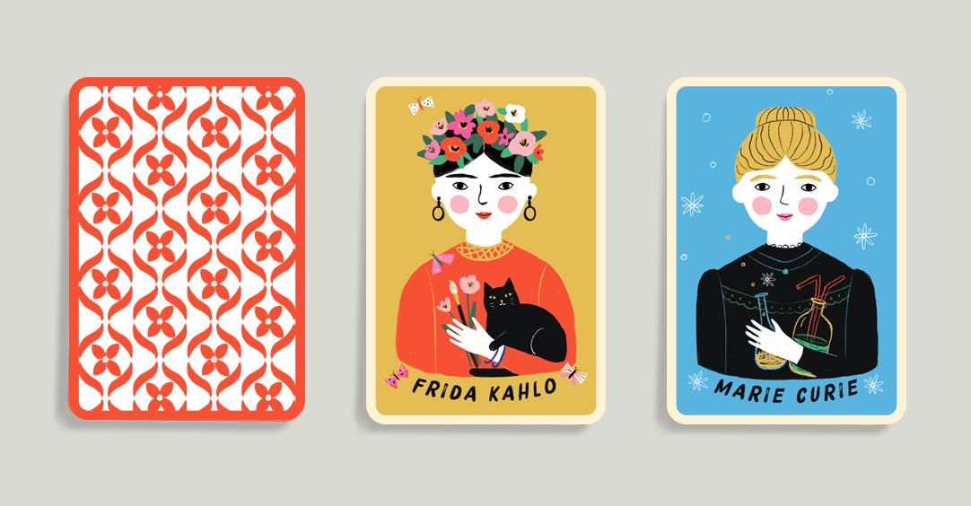 Mini Memory Play Cards