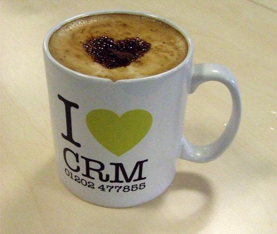 coffeeCRM