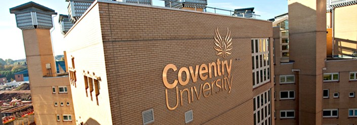 Coventry University speaks out for professional learning and development partnerships
