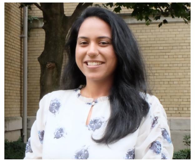 Mallika Sabharwal - University of Louisville Medical Student working with IDEAS xLab
