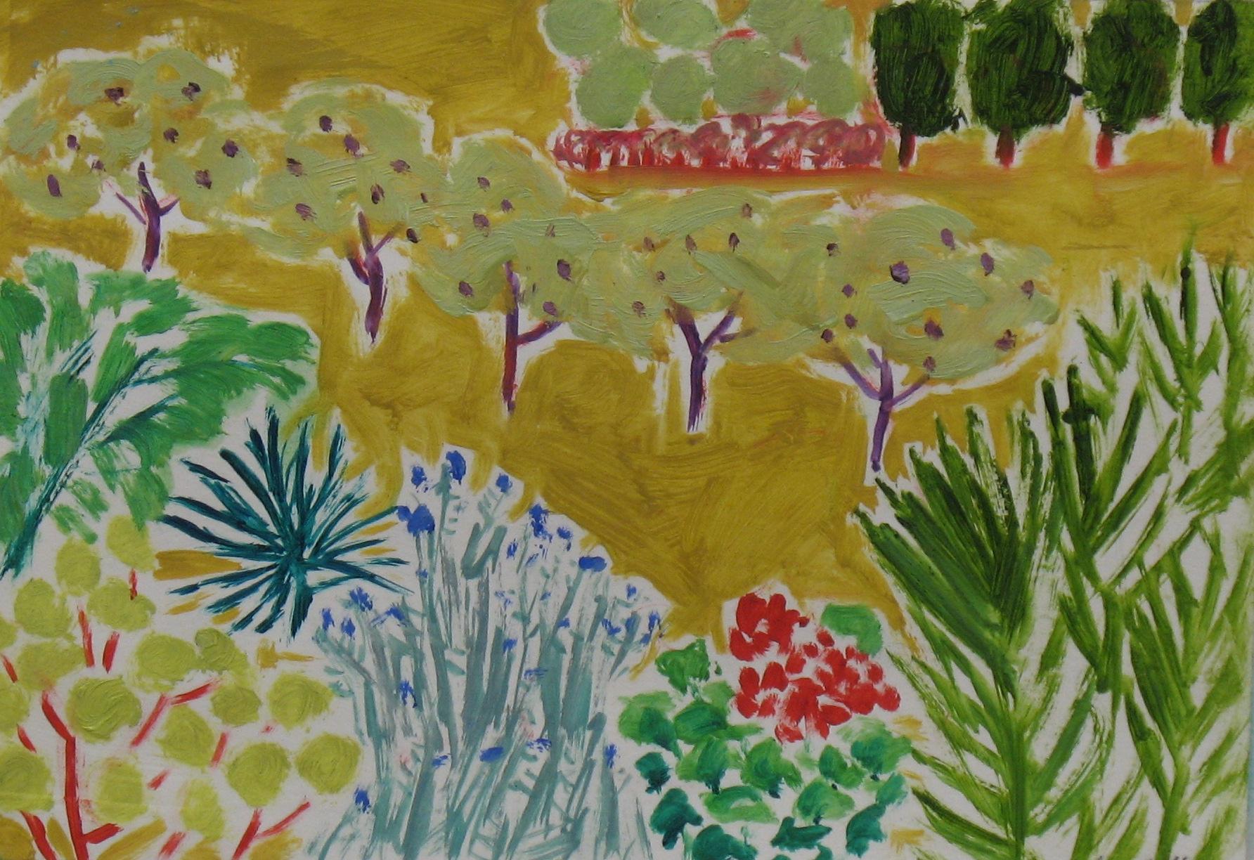 3.Olive Grove oil on paper, baord (5 x 7.5)ins.jpg