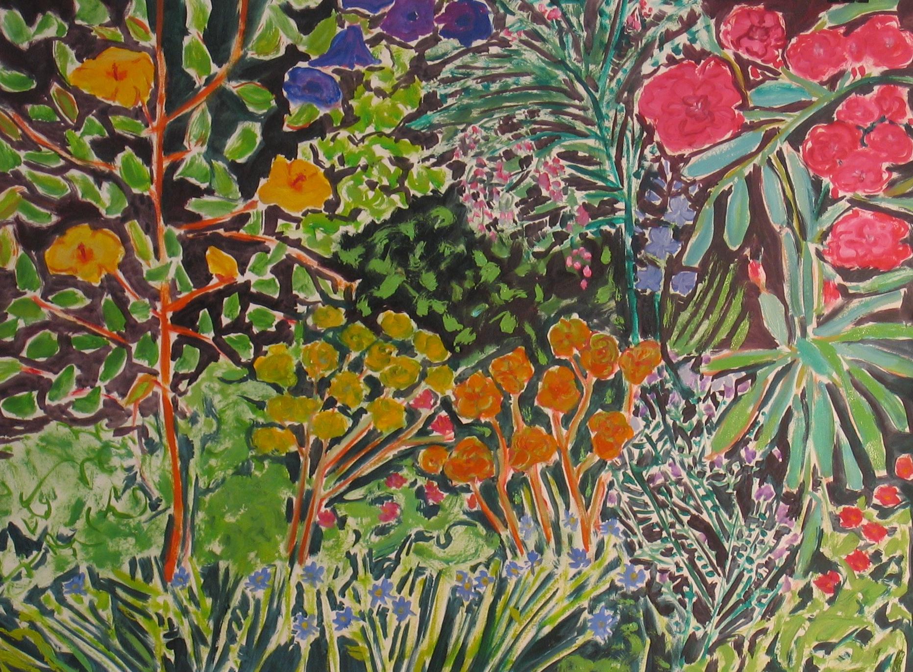 L Mojacar Garden (22x30)ins oil on paper.jpg