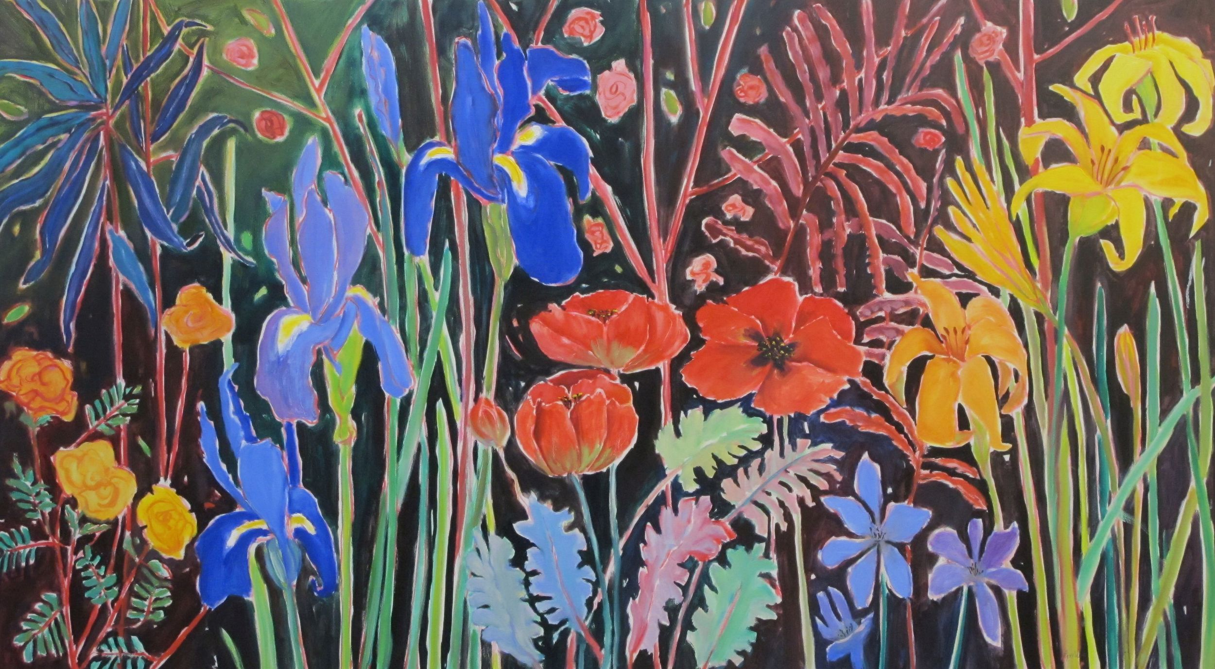 S Neighbours Garden oil on canvas 30 x 54 inches.jpg