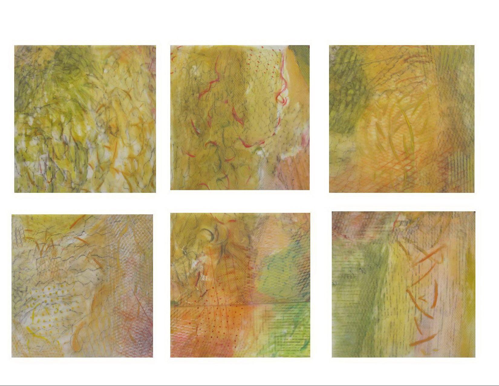 Lexan Grasses fo Paul   6 modules 24 x 24 inches oil muxed media on lexan.jpg