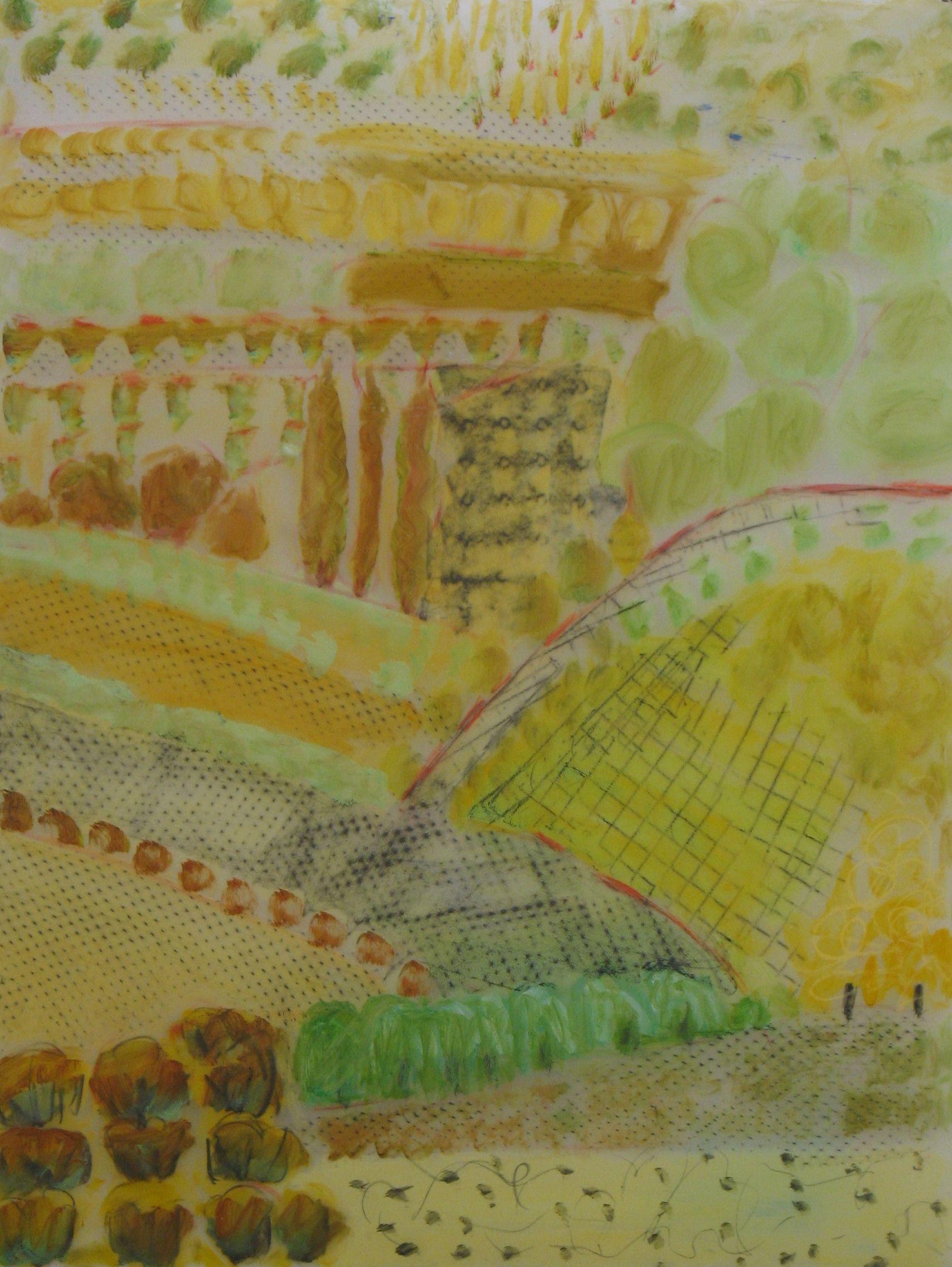 Lexan Used in Yellow mixed media on Lexan (24 x 36)ins.jpg