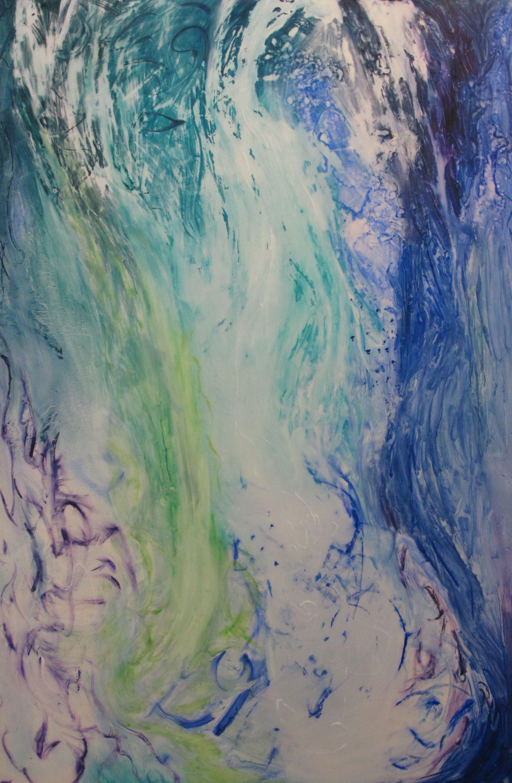 Lexan Water 3 oil on lexan 72 x 48 inches 2.jpg