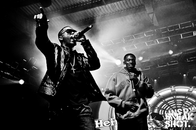 Nas (@Nas) x Pete Rock (@chocboywunda)