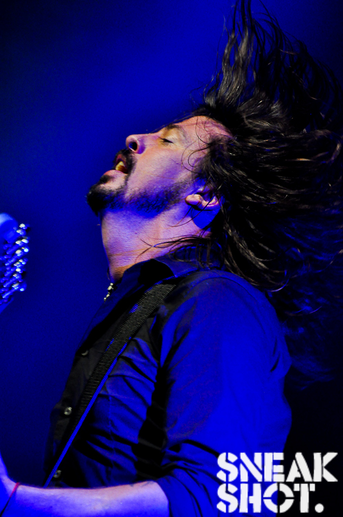 Dave Grohl of @foofighters | Verizon Center | 11.11.11