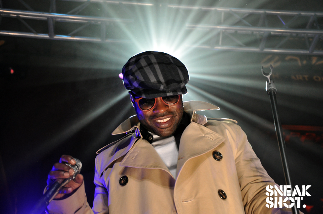 One of the greatest emcees: Black Thought