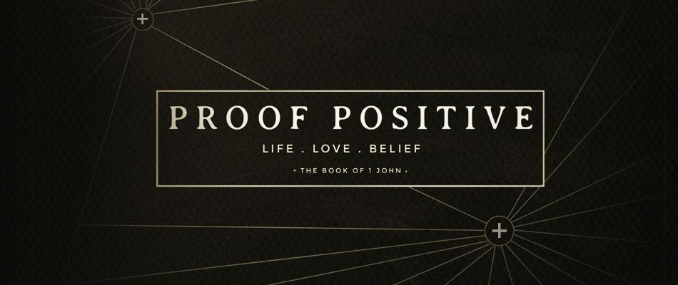 Proof Positive Sermon Series - Hulen Street Church in Fort Worth, TX