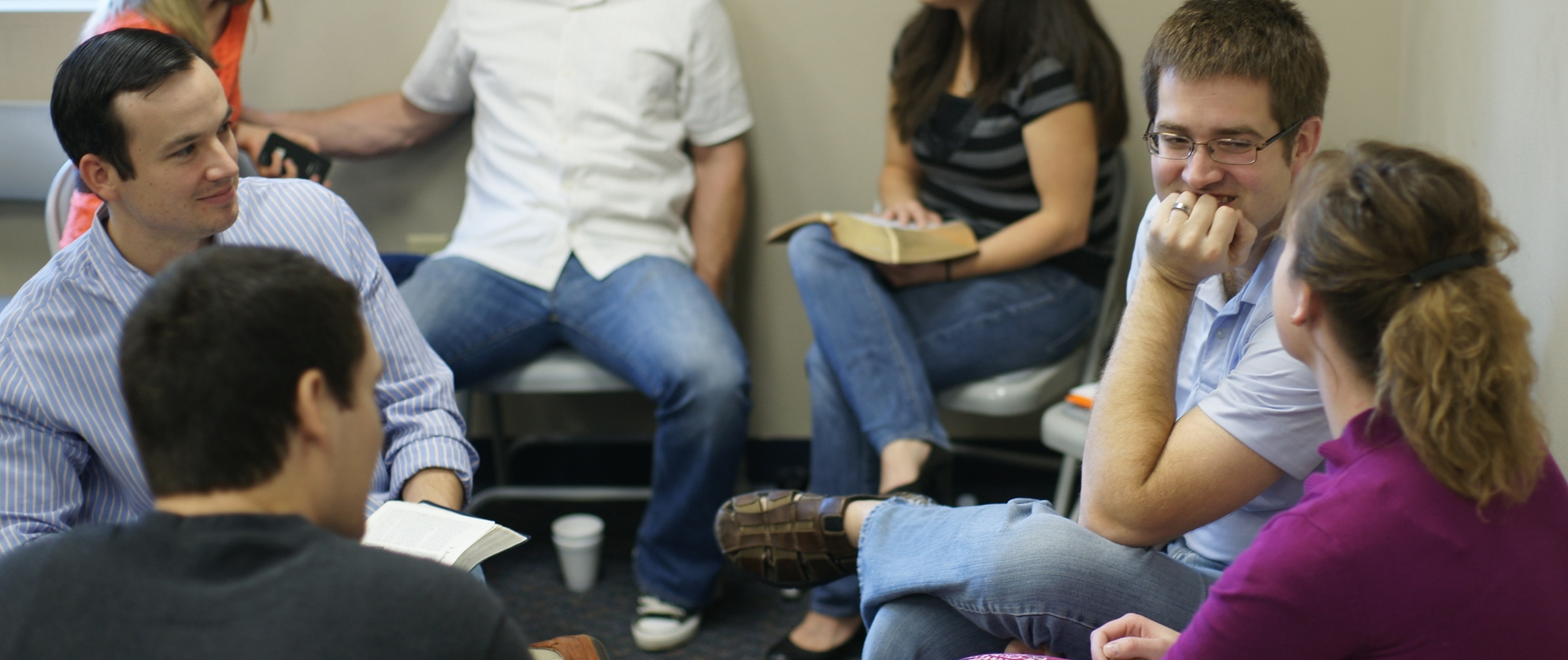 Growth Groups at Hulen Street Church in Fort Worth, TX