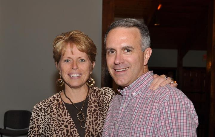 Kirk and Nancy Dowell