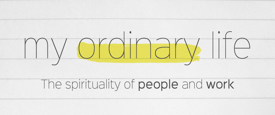 My Ordinary Life, a sermon series at Hulen Street Church in Fort Worth, TX