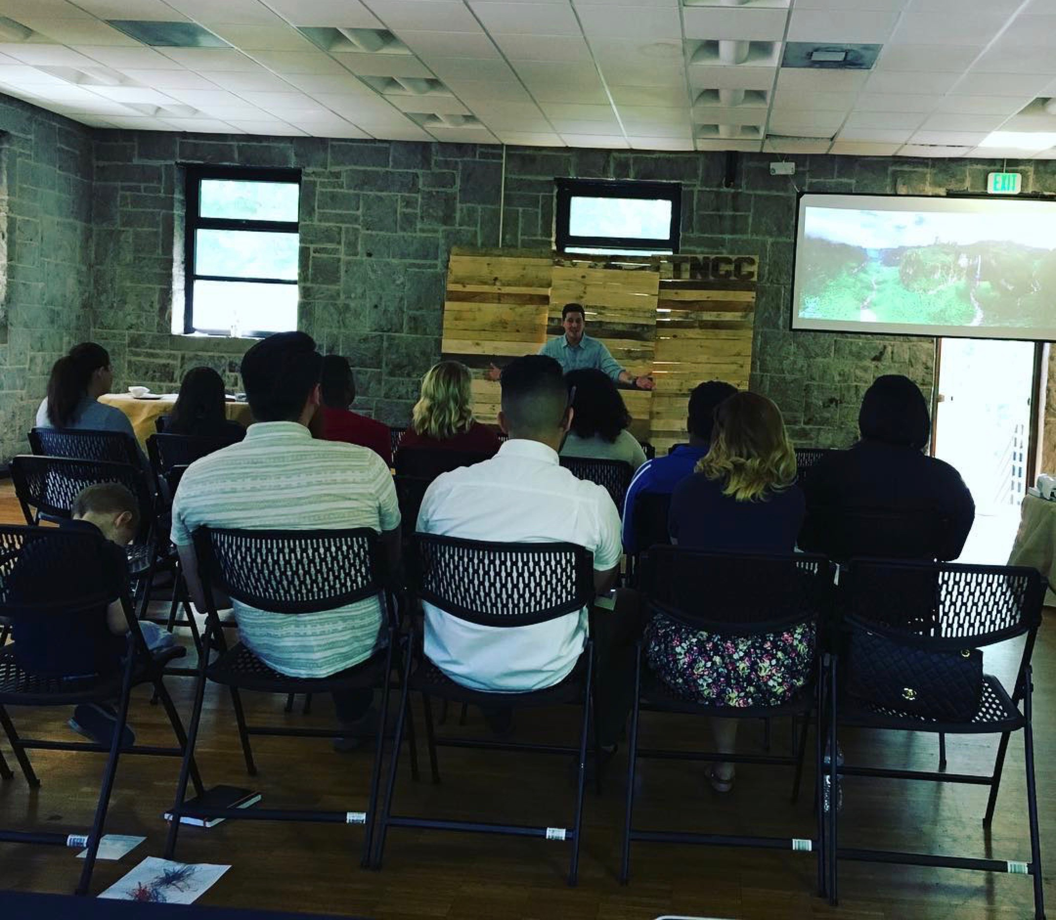 Worship services with Dustin Crawford, Lead Pastor  of True North Community Church in Atlanta.