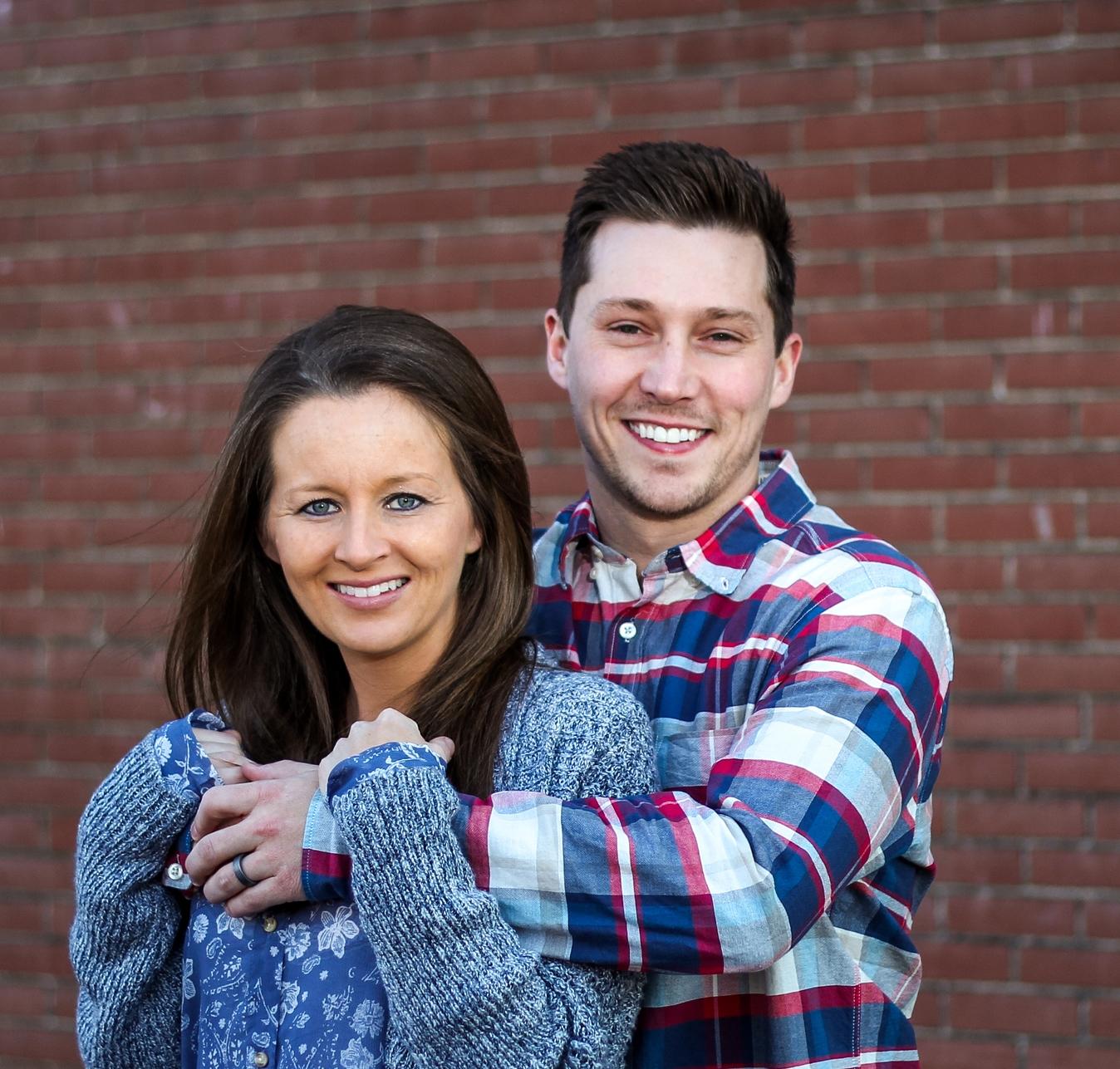 Dustin and Sheri Crawford of True North Community Church in Atlanta