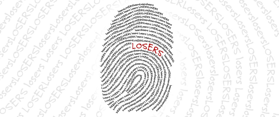 Losers sermon series image