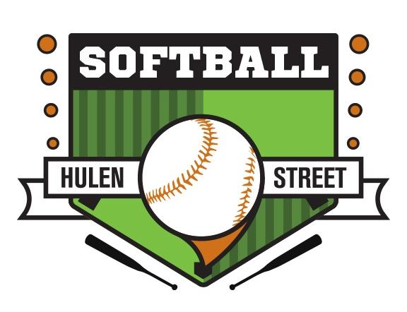 Hulen Street Hooligans Softball Team logo from Hulen Street Church in Fort Worth, TX