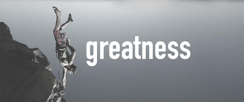 Greatness Sermon Series - Hulen Street Church in Fort Worth, TX