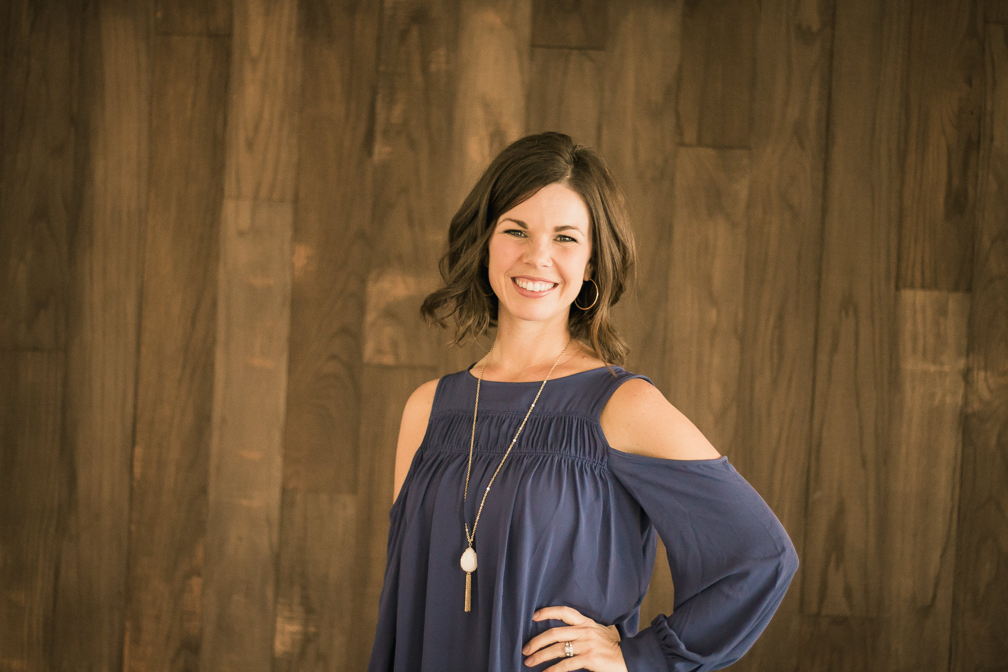 Preschool Pastor Trisha Stevens has served with Hulen Street Church since 2018.
