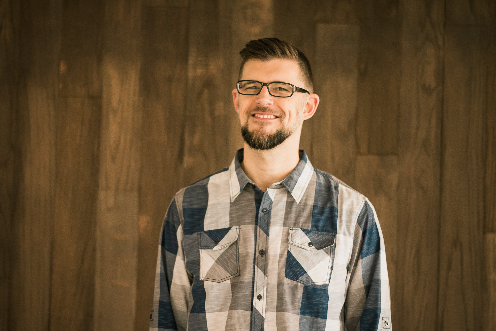 Executive Pastor Drew Caperton has served with Hulen Street Church since 2011.