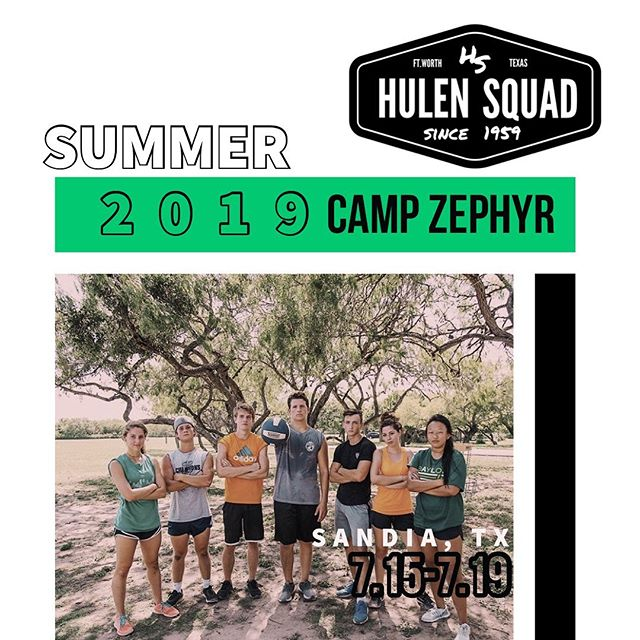 We have some pretty awesome summer experiences planned! And we cannot wait for you to be part of them and what God will do through us this summer. It's not too late to sign up for Camp Zephyr, July 15th-19th. Comment or talk to us this Sunday to save your spot!