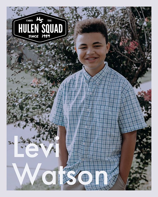 We wanted to wish a belated birthday to @levi_watson! Levi it's been awesome seeing you grow in confidence in who God created you to be and your love for musical theater. We are excited to see what God will do through you as you start you 9th grade year! #sircrabbycakes #hulensquad