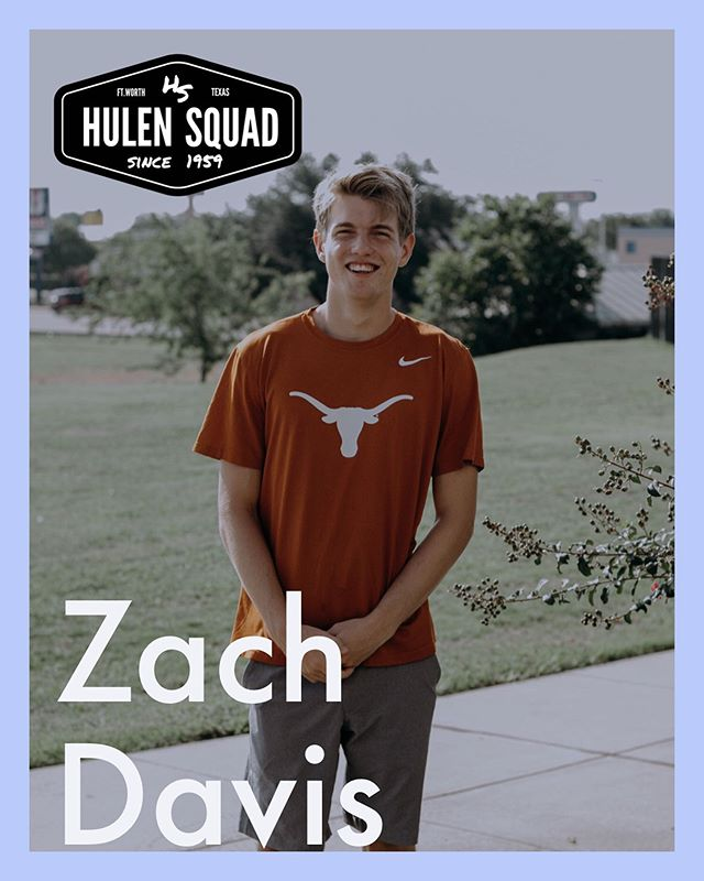 Happy birthday to our national pole vaulting champ @zachothewako! Zach we are excited as you start this new chapter of adulthood at Texas A&M and your Hulen Street family is with you every step of the way. You've had an awesome year full of academic and athletic achievements. We cannot wait to see how you influence the faith of others as a now adult. #hulensquad