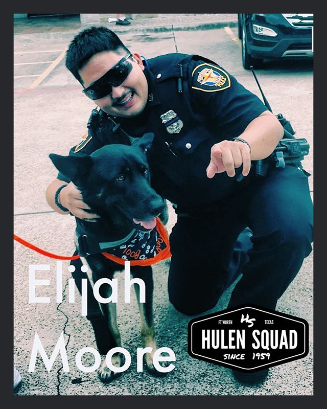 Happy birthday to our favorite Fort Worth police officer @erockstrumpet93! We are grateful  for you keeping our streets safe and leading our 9th grade guys Discipleship Group! This past year you have grown so much as a leader. We are excited for another year with you and that you are a proud owner of a pair of Chuck Taylors! #hulensquad