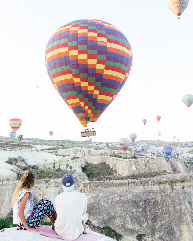 hotairballoonincappadociaturkey