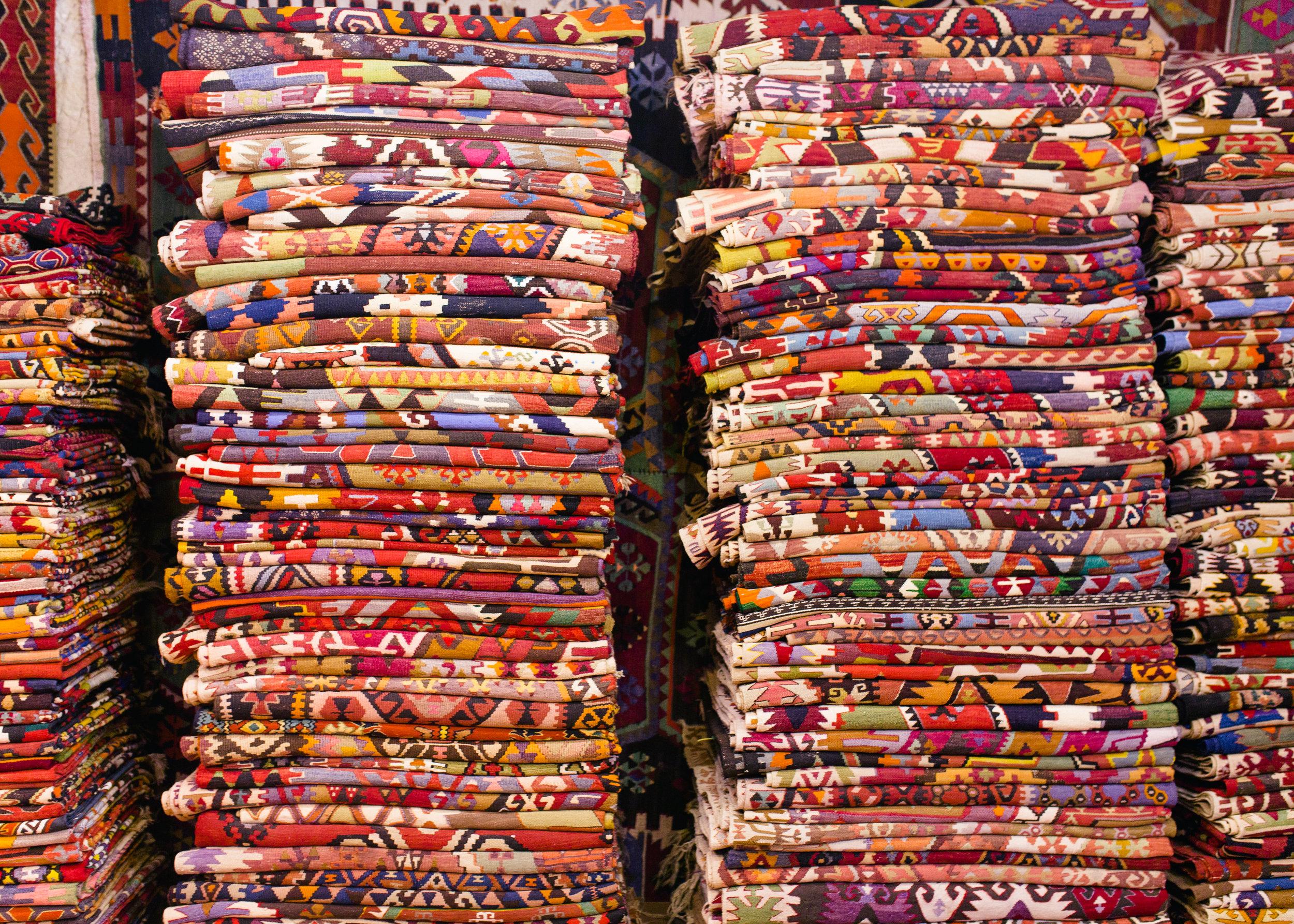 cappadocia turkey carpet shop