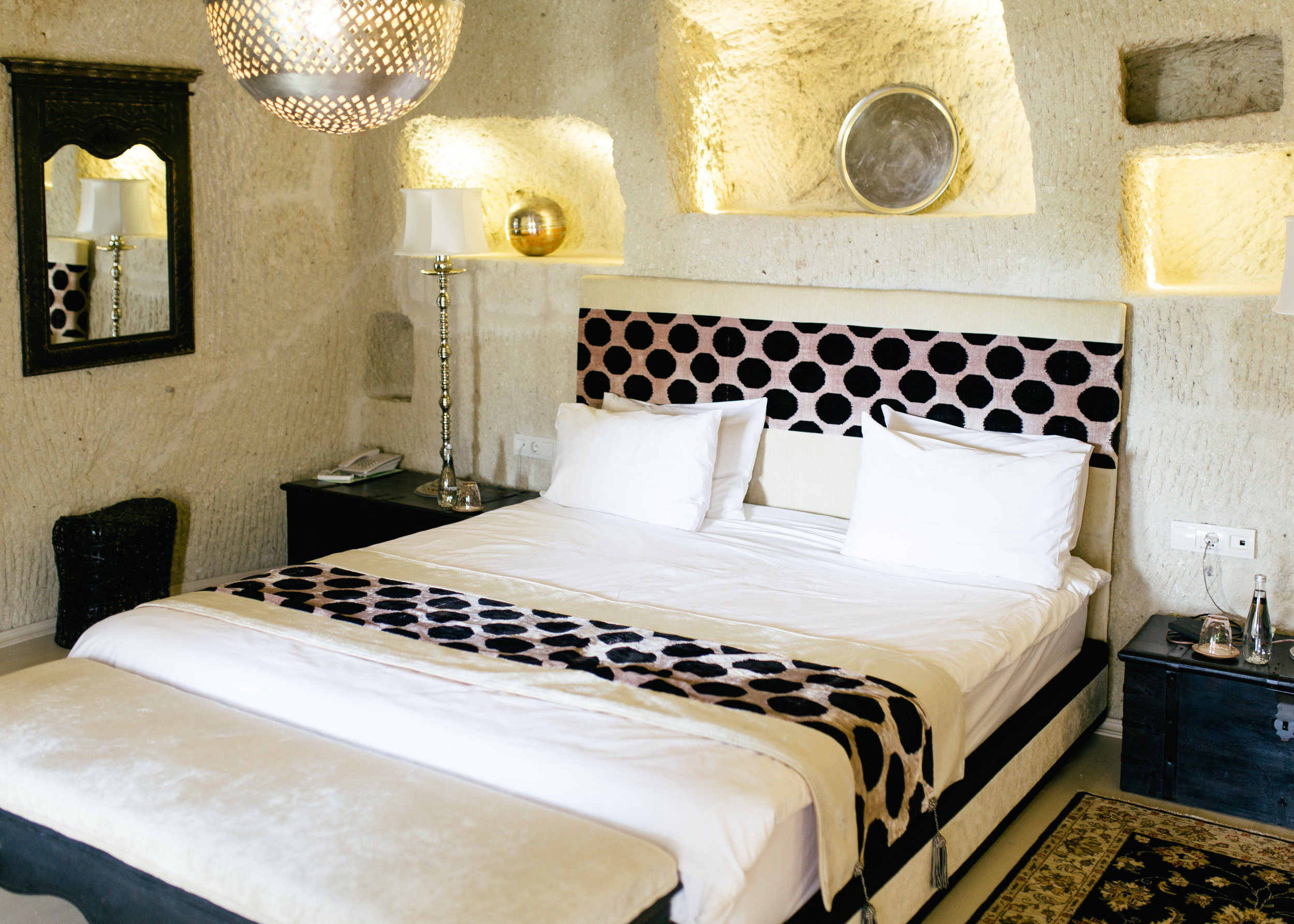 hezen cave hotel cappadocia turkey