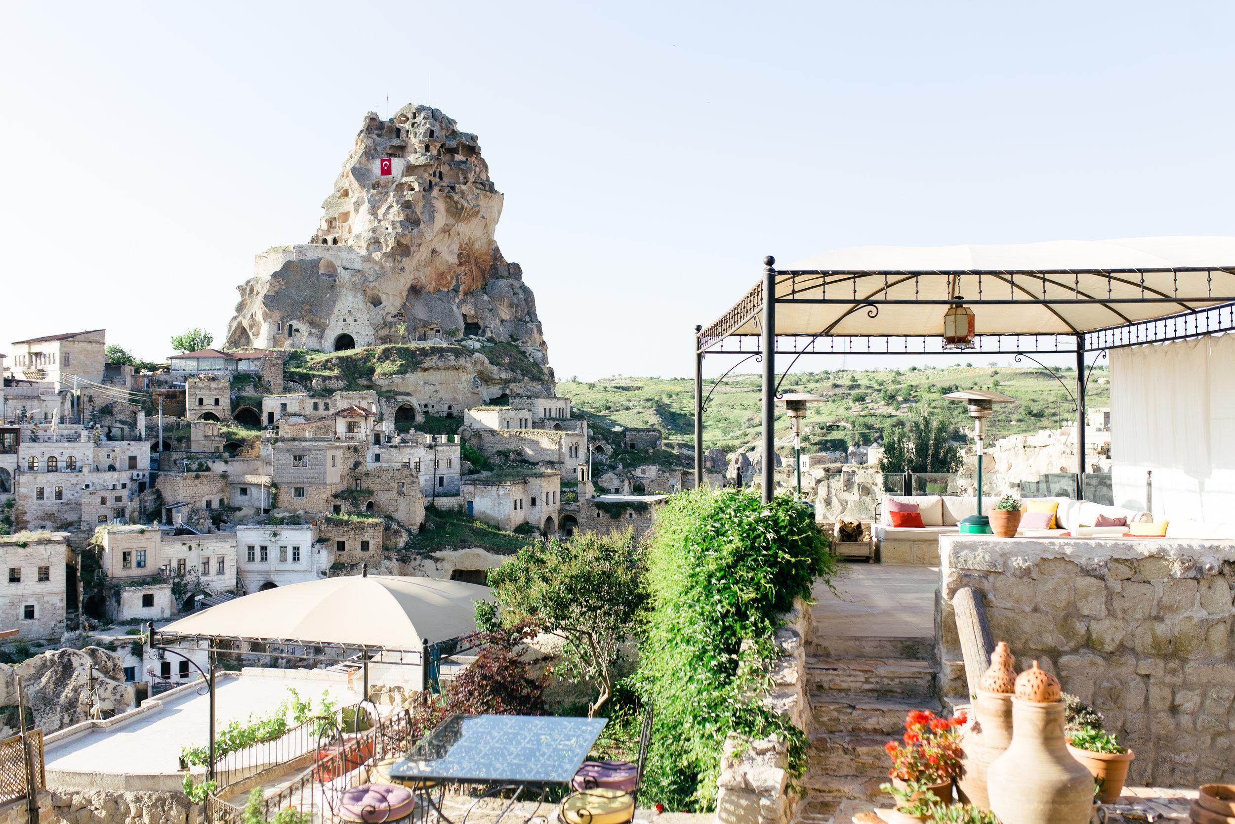 hezen cave suites cappadocia turkey