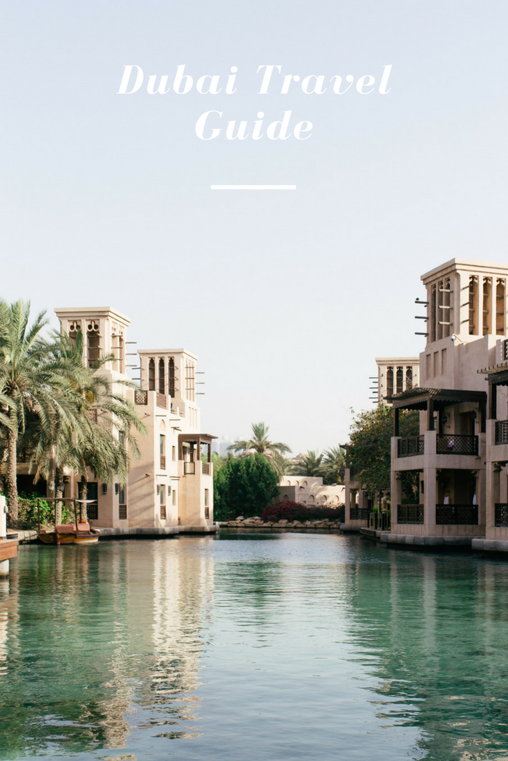 what to do in dubai