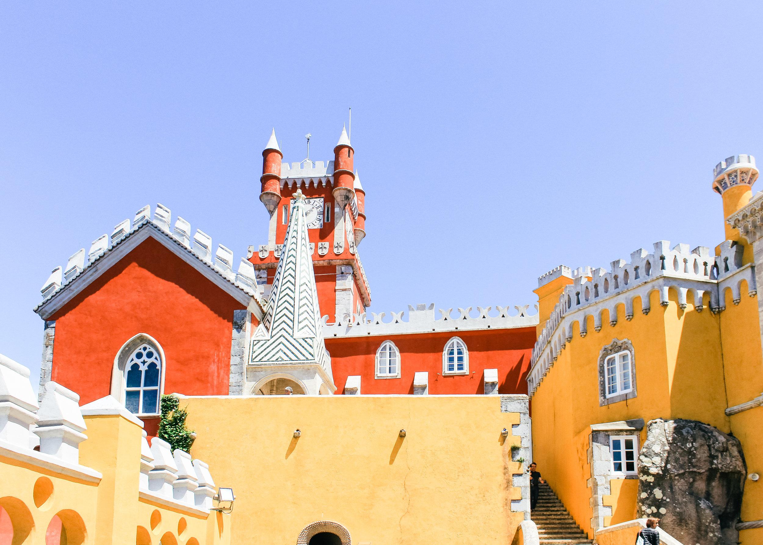 travel lisbon portugal