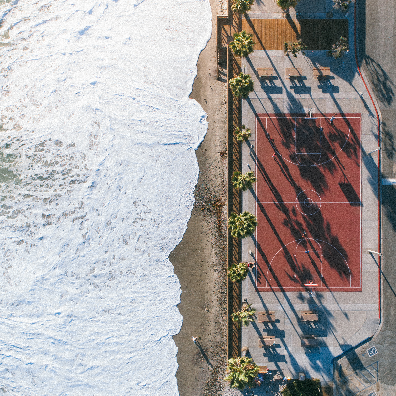 capistrano beach basketball court