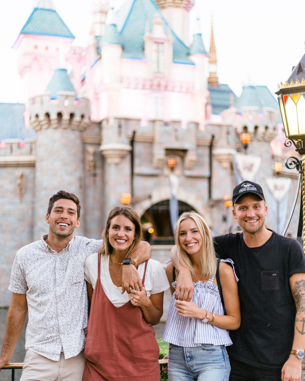 Disneyland California Adventures