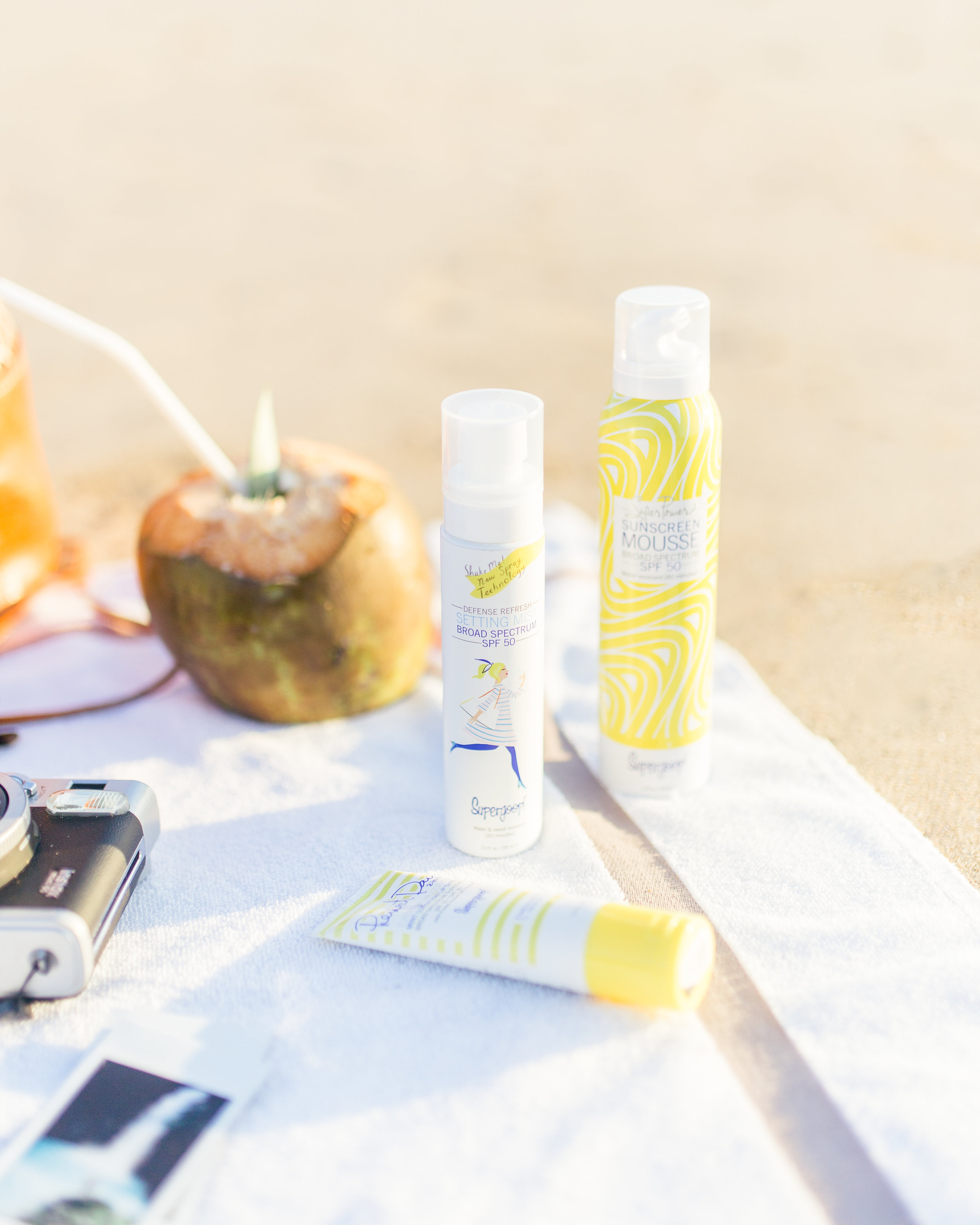 supergoop sunscreen