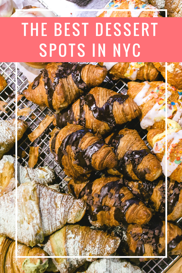 The Best Dessert Spots in NYC