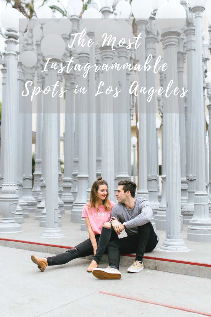 The Most Instagrammable Spots in Los Angeles