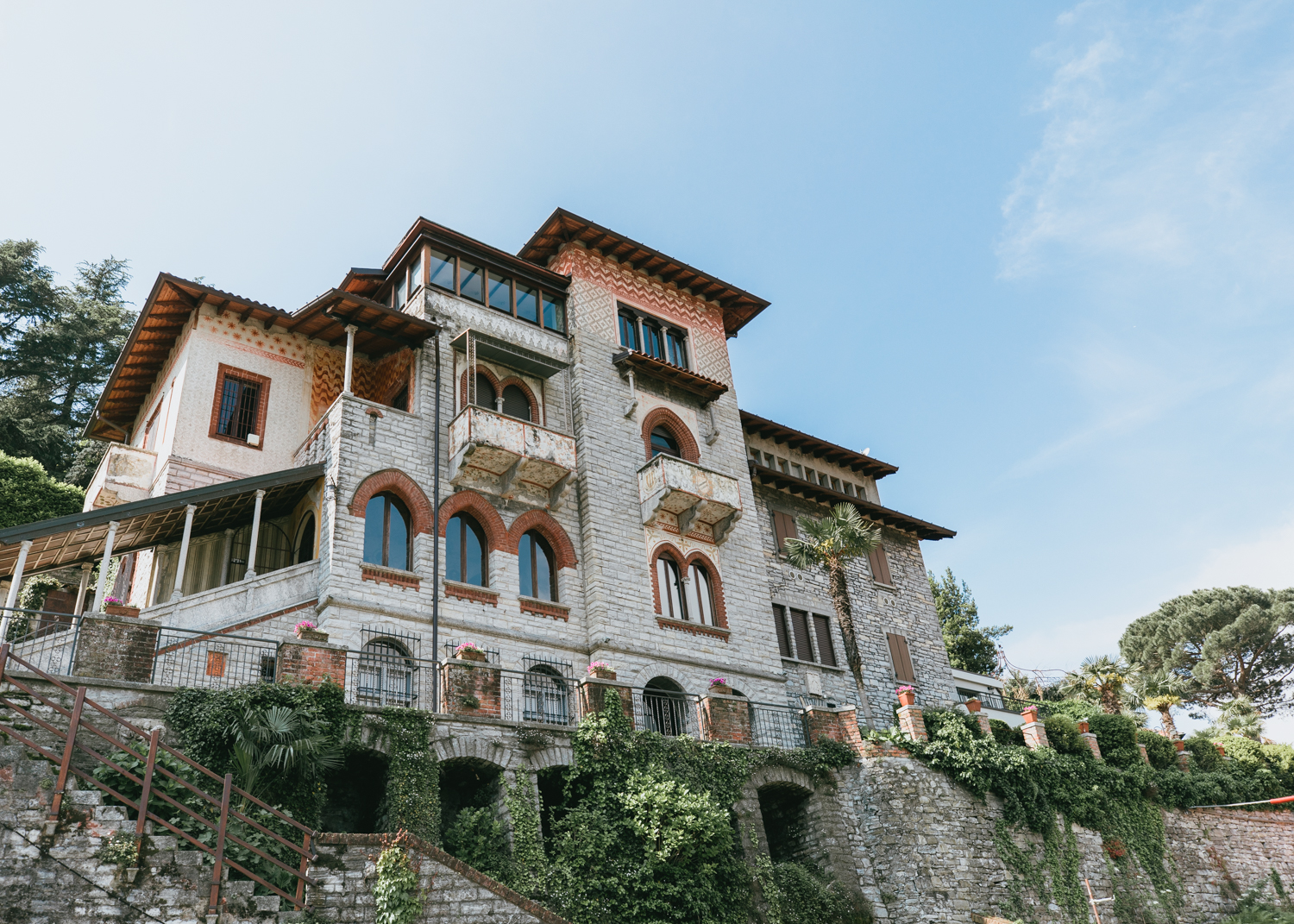 where to stay in lake como villa matilda