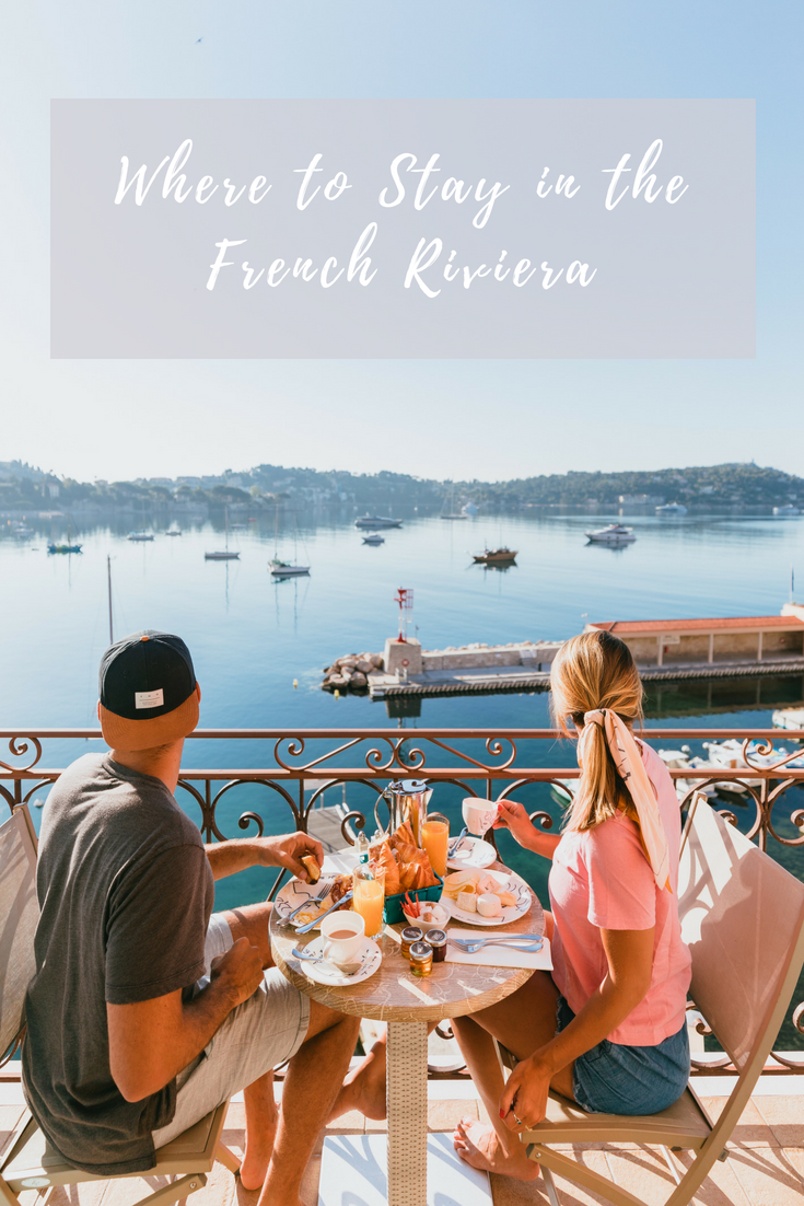 where to stay in the french riviera villefranche-sur-mer welcome hotel