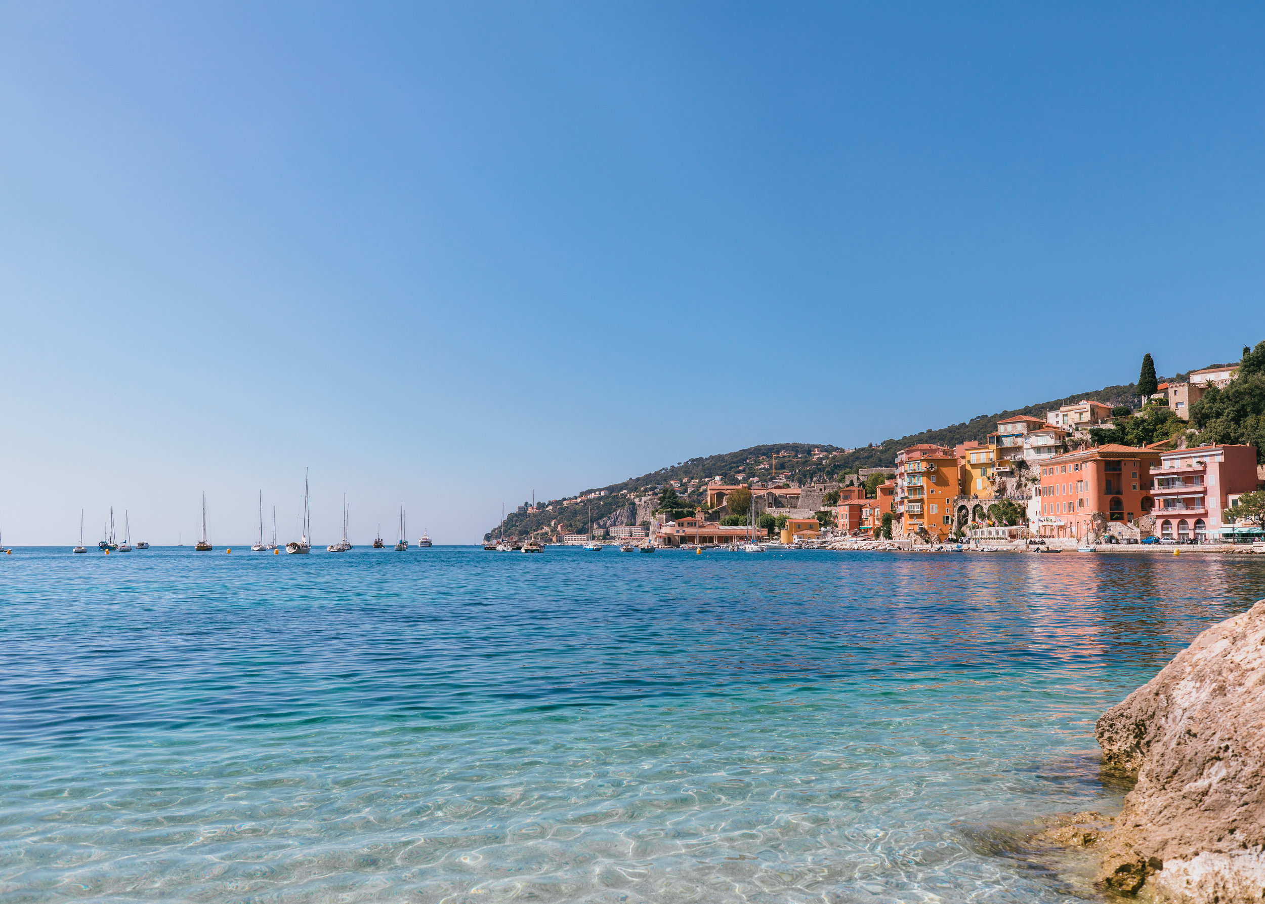 where to stay in villefranche sur mer france welcome hotel